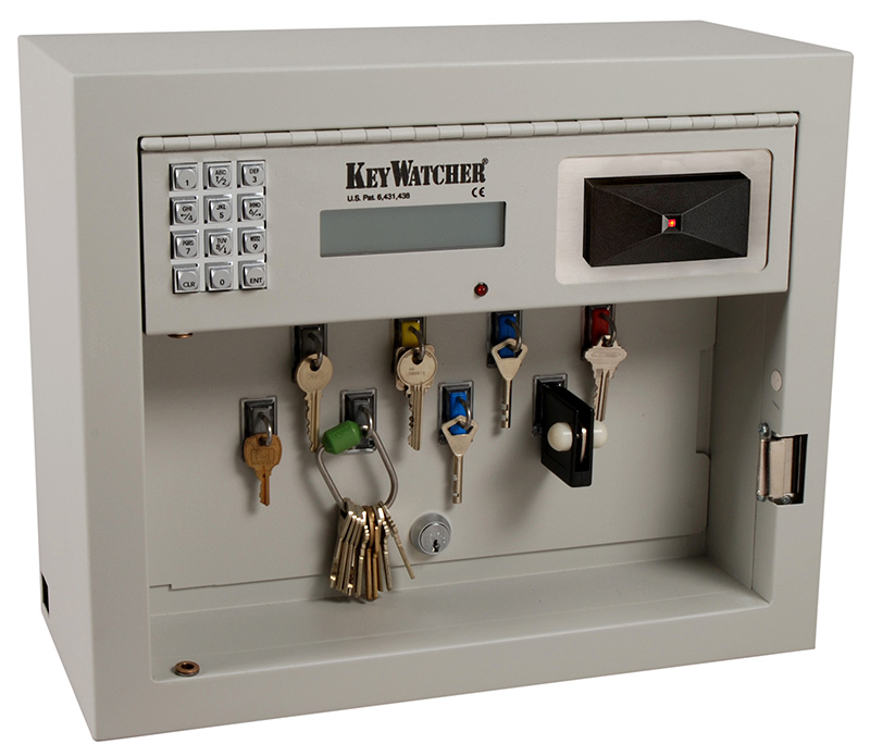 Wall Mounted Key Control Cabinet Styles – KeyWatcher® | Morse ...