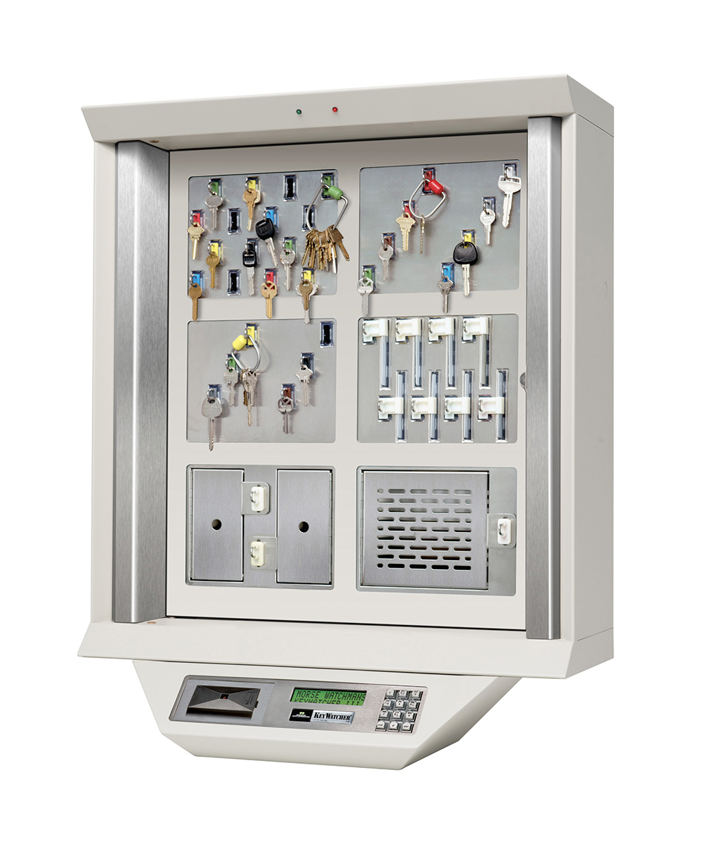 Electronic Key Cabinet Management System – KeyWatcher® | Morse ...
